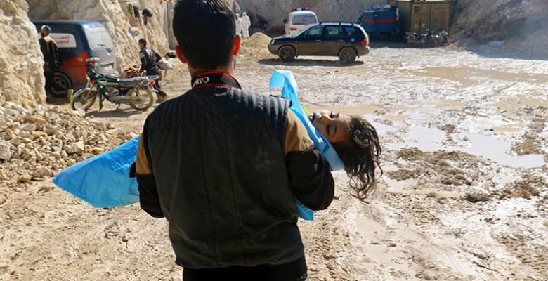 Esad'ın Kitle İmha Silahı kullandığı yalan mı ?