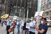 Avrupa'dan Turgut Öker'e büyük destek