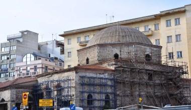 Ayasofya Sonrası Yunanistan'daki Camiler Müze oluyor
