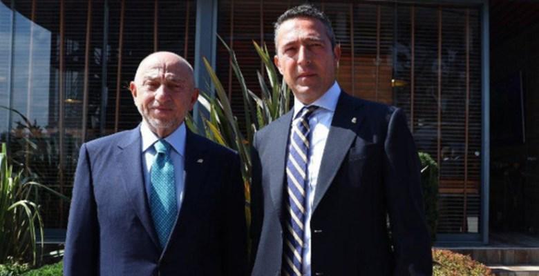 TFF Başkanı Özdemir'den Ali Koç'a eleştiri