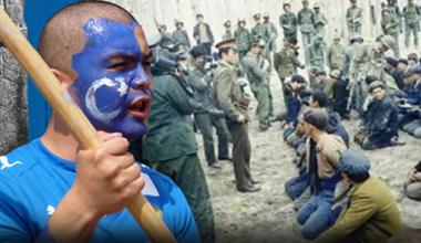 Uygur Zulmünde Pakistan ve Filistin'den Çin'e destek