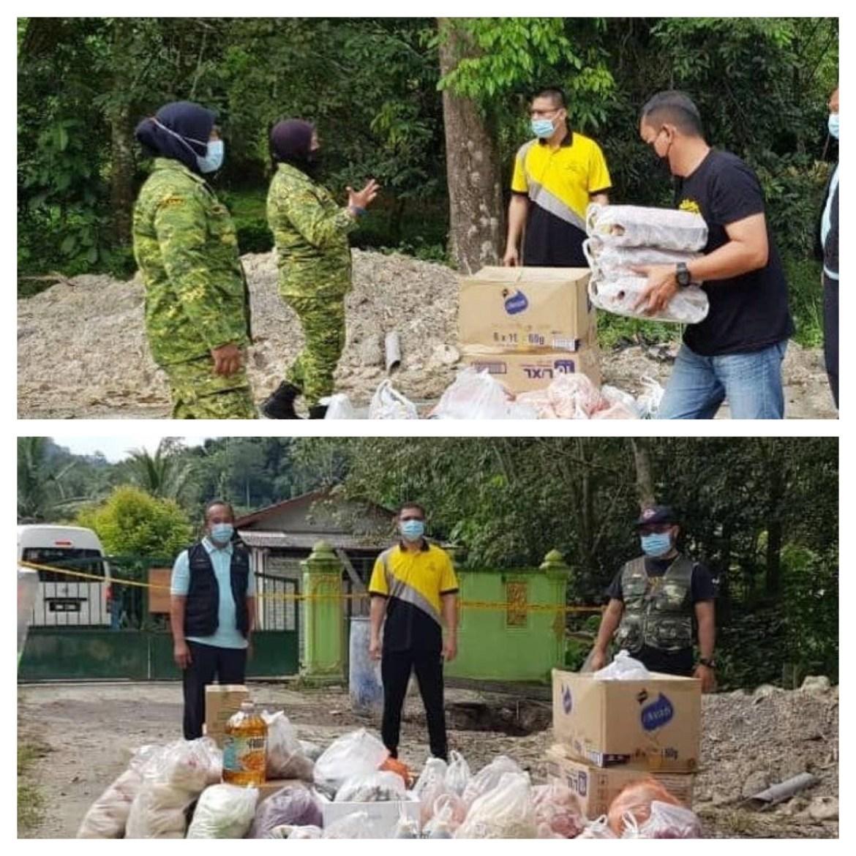 MUIP sedia bantuan makanan madrasah yang dikuarantin