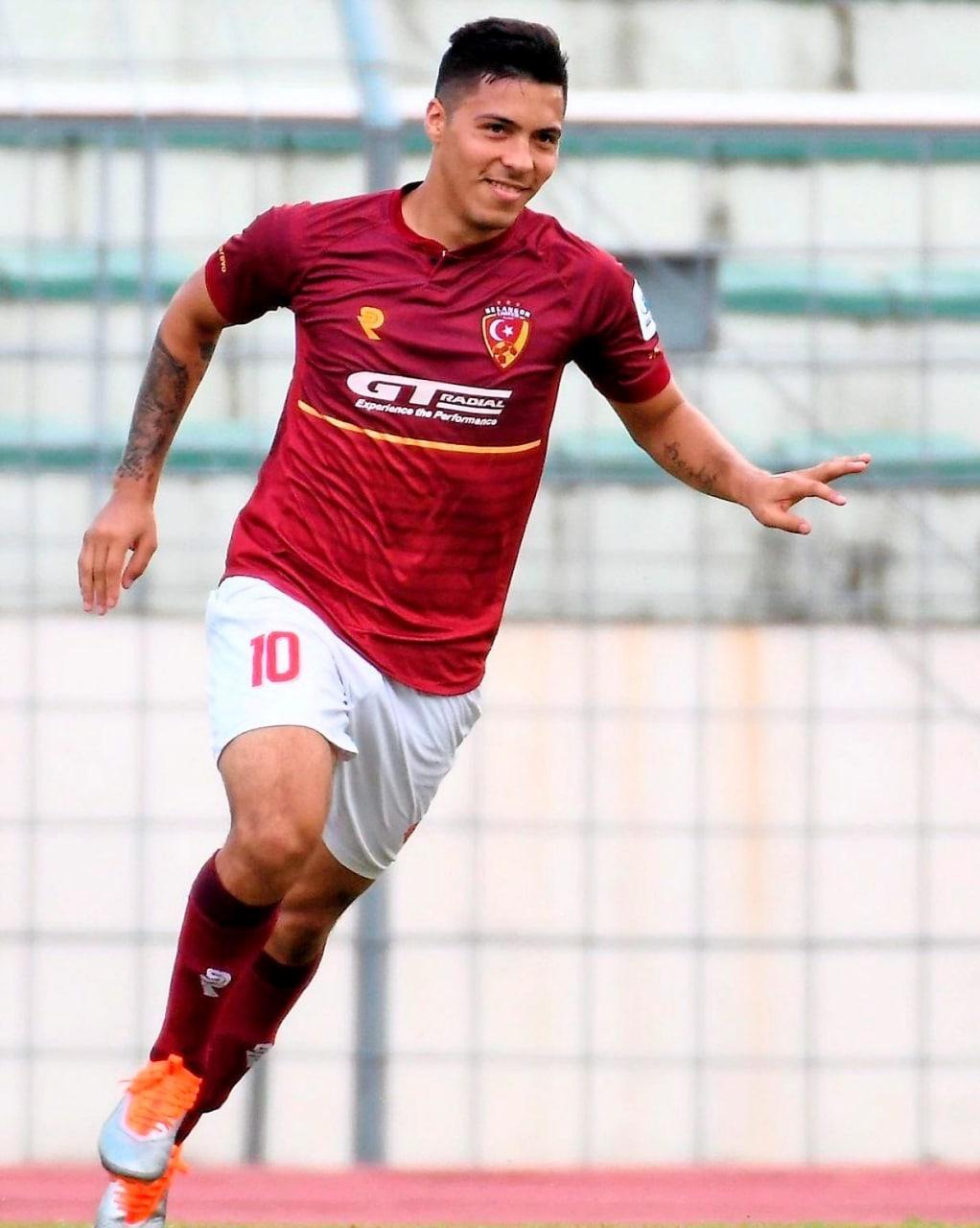 Aguero beri laluan kepada pemain import kelima Sri Pahang