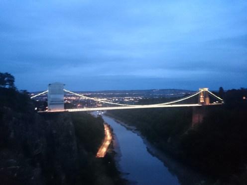 Suspension Bridge at Dsuk