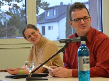 Verena Themsen und Klaus Frick