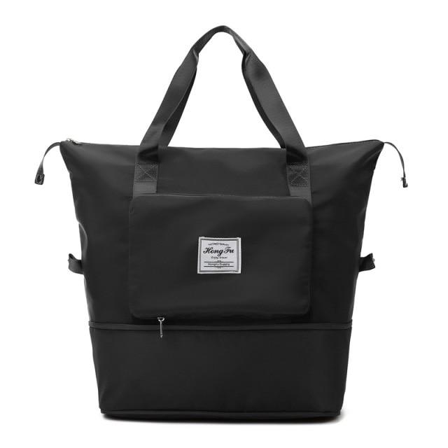 Must laukku