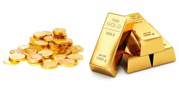 invest in gold coins and bars