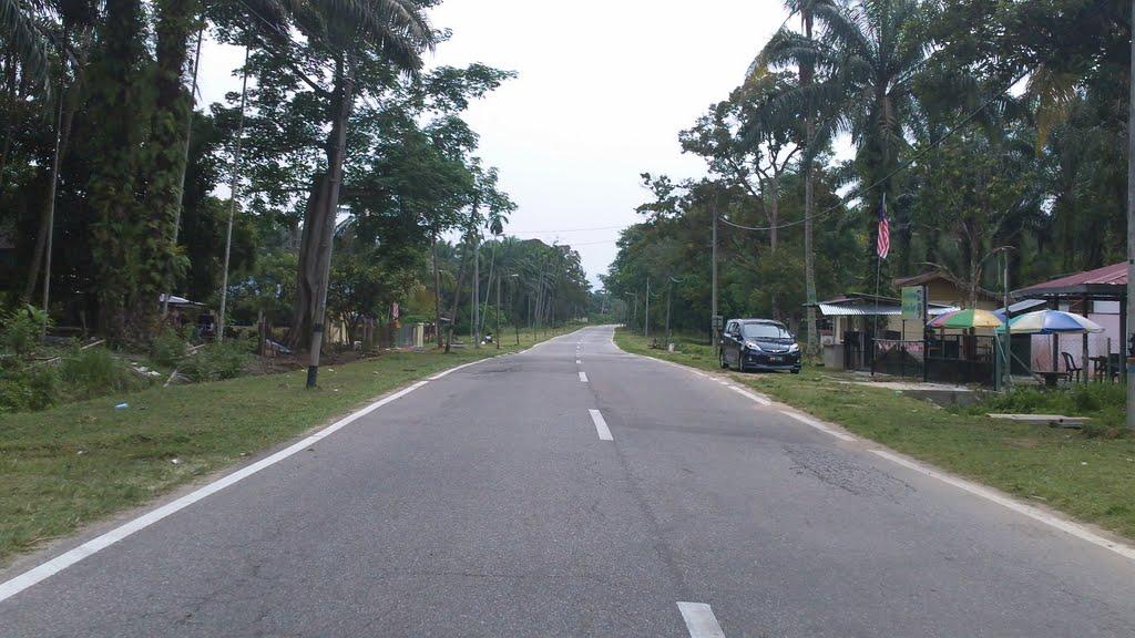 Misteri Jalan Berhantu Di Selama, Perak