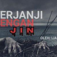 Berjanji Dengan Jin