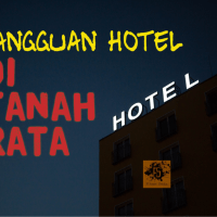 Gangguan Hotel di Tanah Rata