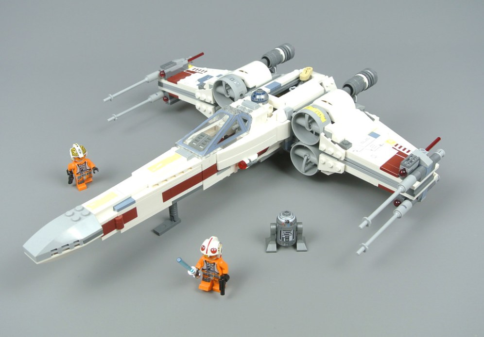 LEGO X-Wing Starfighter - 21