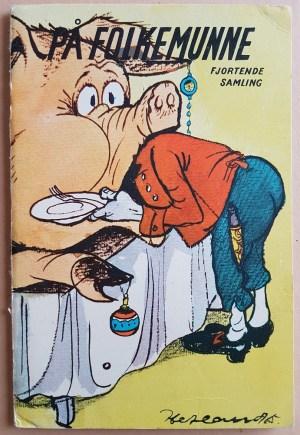 «På folkemunne» Fjortende samling, humorhefte