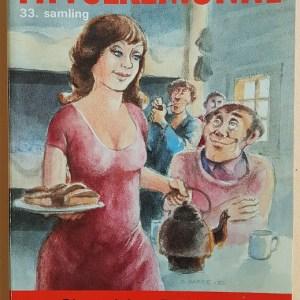 På folkemunne, 33. samling. Humorhefte.