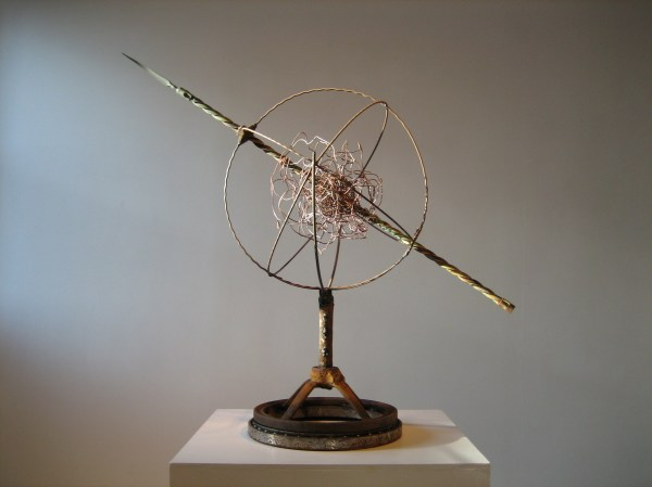 Kinetic Art Sculpture