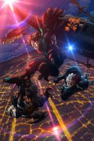 My Hero Academia: World Heroes' Mission 2021