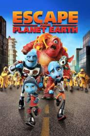 Escape from Planet Earth 2012