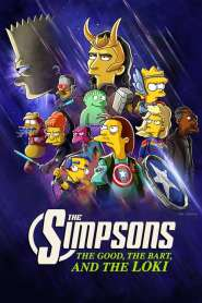 The Simpsons: The Good, the Bart, and the Loki 2021