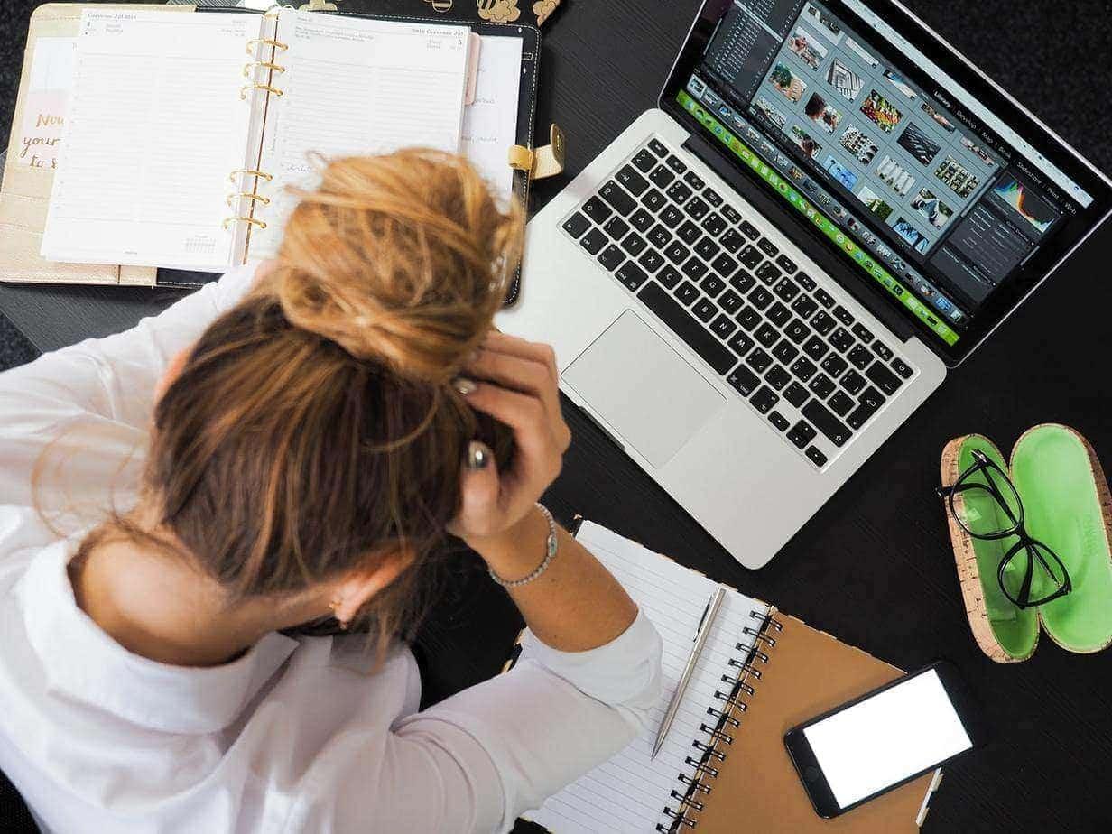 Stres przyczyną tycia? 5 sposobów na jego ograniczenie.