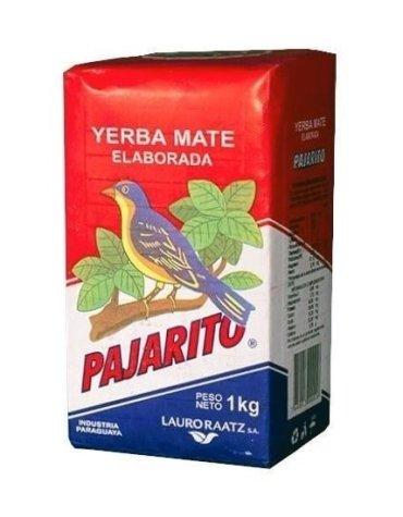 Yerba Mate Pajarito Elaboraga 1kg 1000g