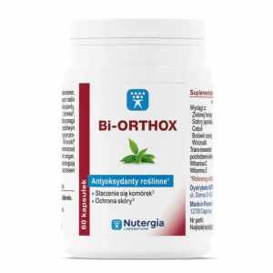 Bi-ORTHOX Nutergia 60kaps Antyoksydanty Roślinne