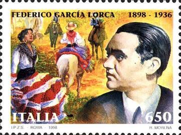 La nascita di Federico Garca Lorca  Filatelia e Storia
