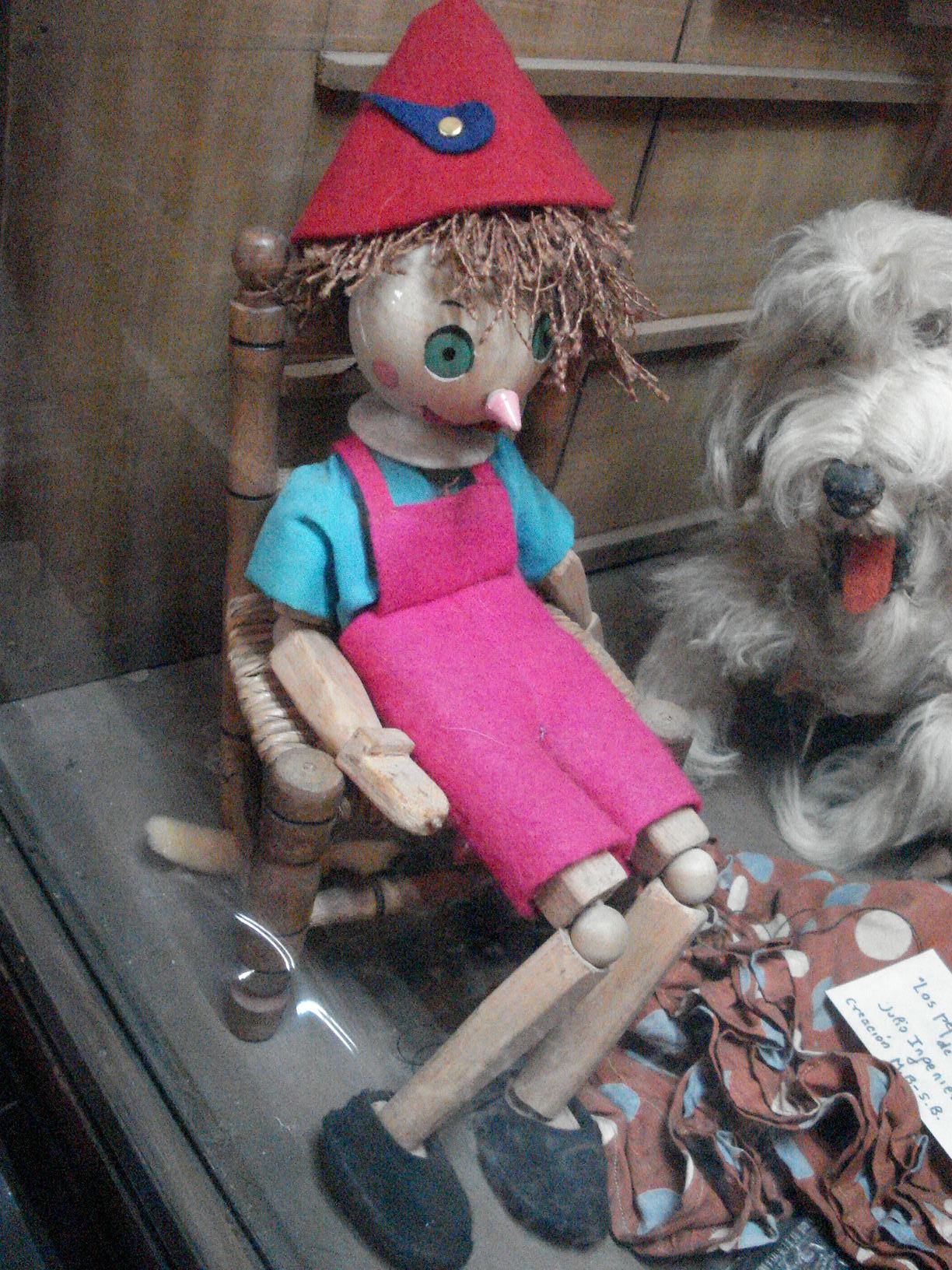 Después de buscar tantos años encontré el viejo hospital de los muñecos, y lo digo sin temor de que me crezca la nariz.