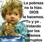 Pobreza de corrupción