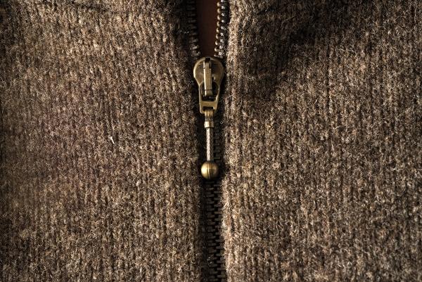 veste pure laine vierge filature de longo mai chantemerle anthracite