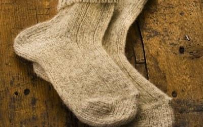 Comment fabriquer des chaussettes en pure laine ?