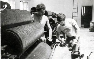 La filature de Longo Maï : une usine autogérée depuis 1976