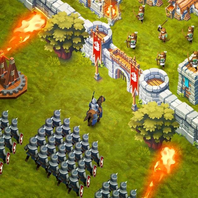 Lords & Castles - World Battle 1.67 無限內購修改版 【IPHONE IOS11可用 免越獄 免JB安裝法】 - IOS 遊戲.應用下載 - 冰楓 ...
