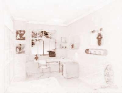 kitchen bookshelf cabinet displays for sale 卧室书桌摆放风水禁忌_家居风水_祥安阁风水网