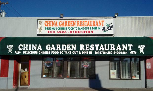 China Garden  Pick Up In Niagara Falls  Chinesemenucom