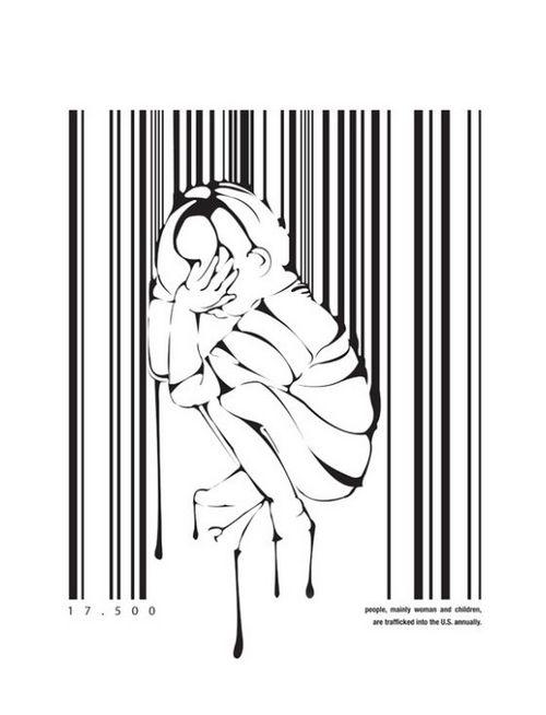 創意爆棚,100張直擊人心的公益海報 - 數英