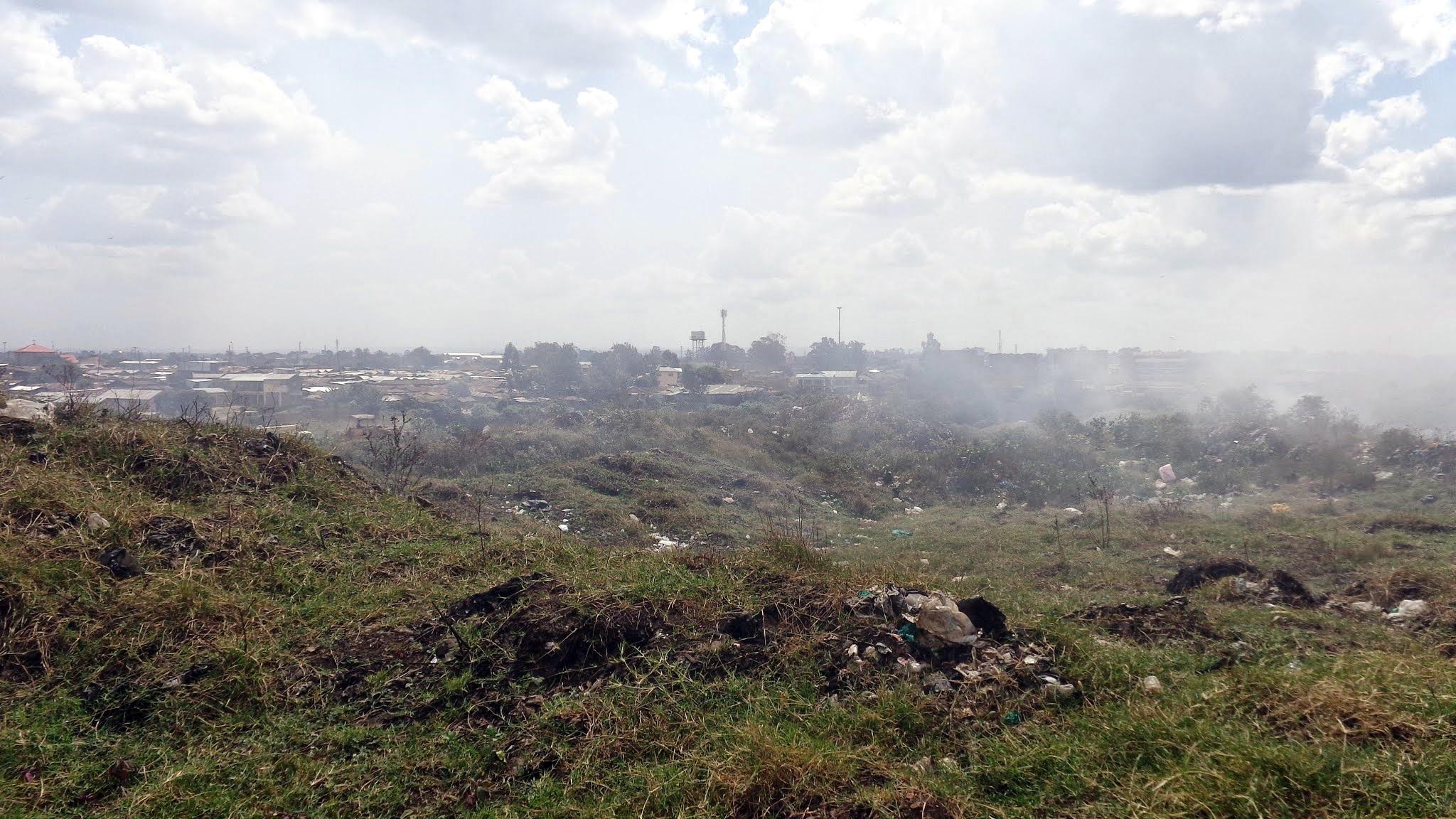 Dandora Landfill in Nairobi Kenya  EJAtlas