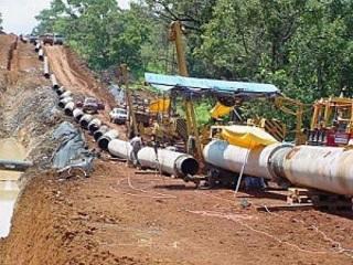 Oil Pipeline Doba Kribi Chad Cameroon EJAtlas