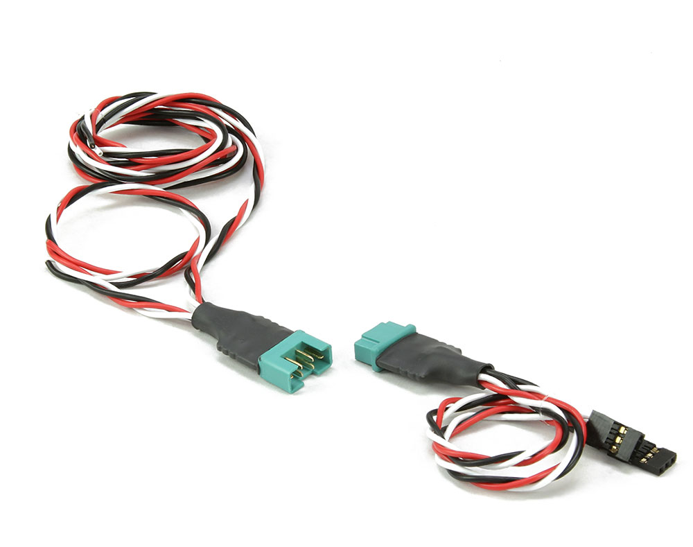 hight resolution of servo wire harness with multiplex connector