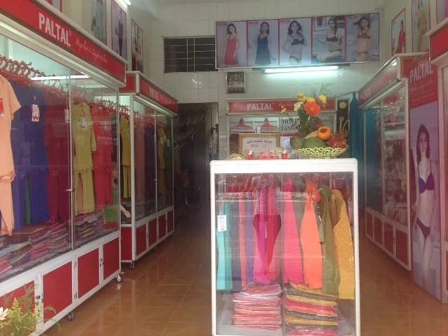 Shop Thời trang mặc nhà cao cấp PALTAL Cà Mau Khuyến mãi hấp dẫn