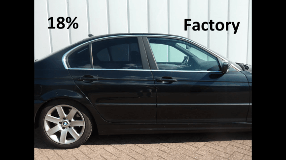 Factory Window Tint