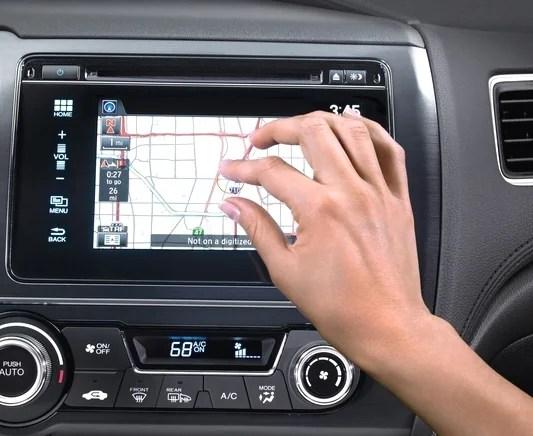 Car Wallpaper Bussines Card 2014 Honda Civic Introduces Honda S Next Gen Telematics