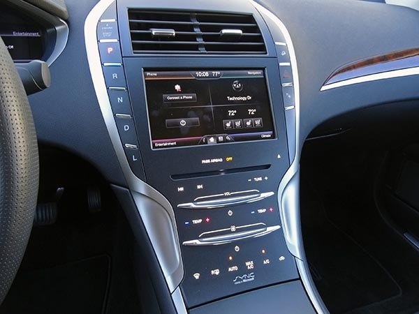 Lincoln Mkz Hybrid Quick Take