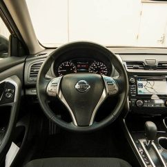 Interior All New Camry 2016 Grand Avanza Type G 2014 Nissan Altima 2.5 Sv: Solid Alternative To The ...