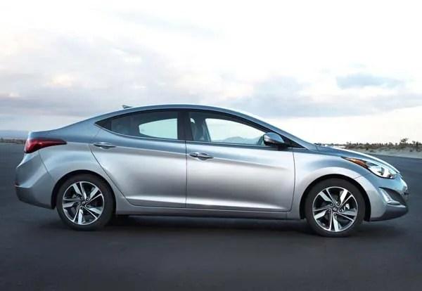 Elantra Hyundai Blue Drive