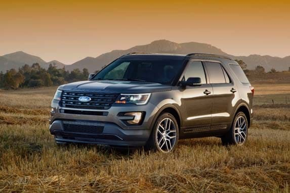 2016 Ford Explorer Sport And Limited First Review