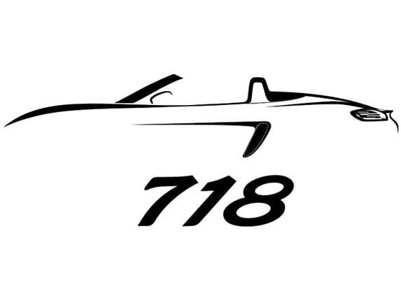 Porsche Name Game: Say hi to the 718 Boxster and 718