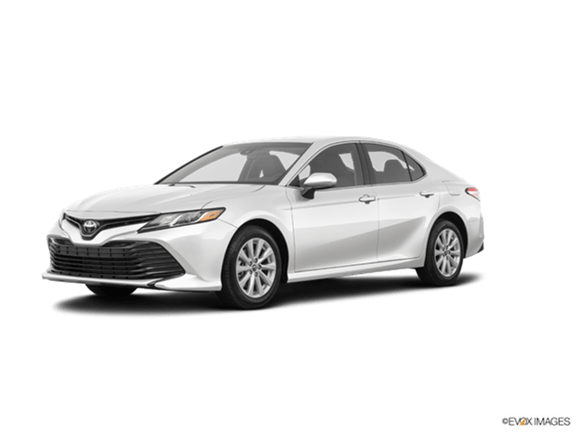 all new toyota camry harga kijang innova 2.0 g a/t lux 2018 le car prices kelley blue book