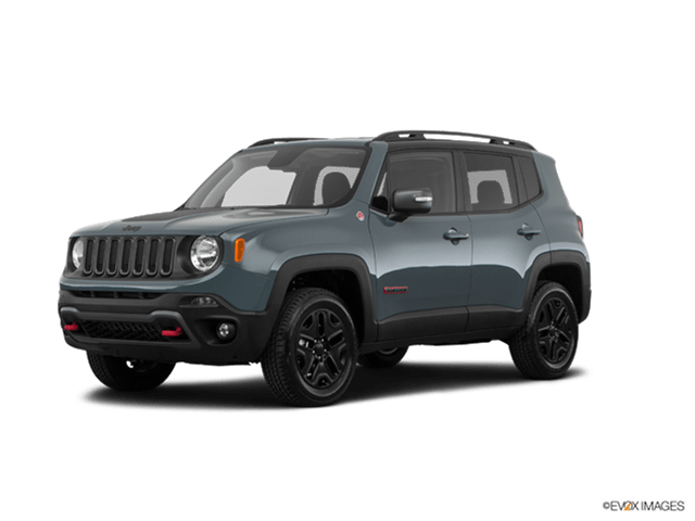 Renegade Jeep Trailhawk Pricing