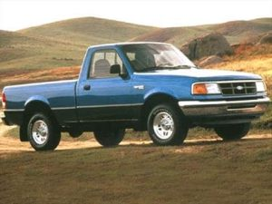 1993 Ford Ranger Regular Cab | Pricing, Ratings & Reviews | Kelley Blue Book
