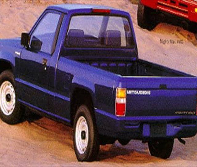 Mitsubishi Mighty Max Regular Cab