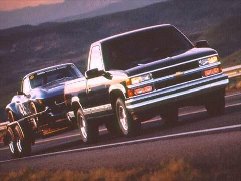 1996 Chevrolet 1500 Regular Cab  Pricing, Ratings
